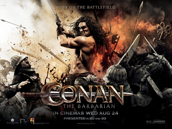 Conan the Barbarian Poster #2