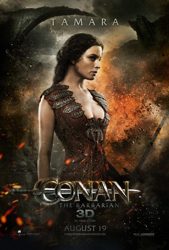 Conan the Barbarian Poster #3