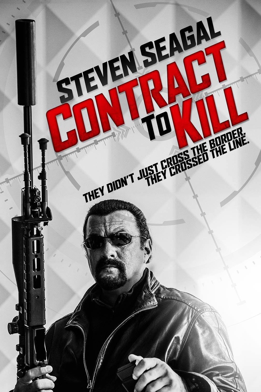 Contract to Kill Poster #1