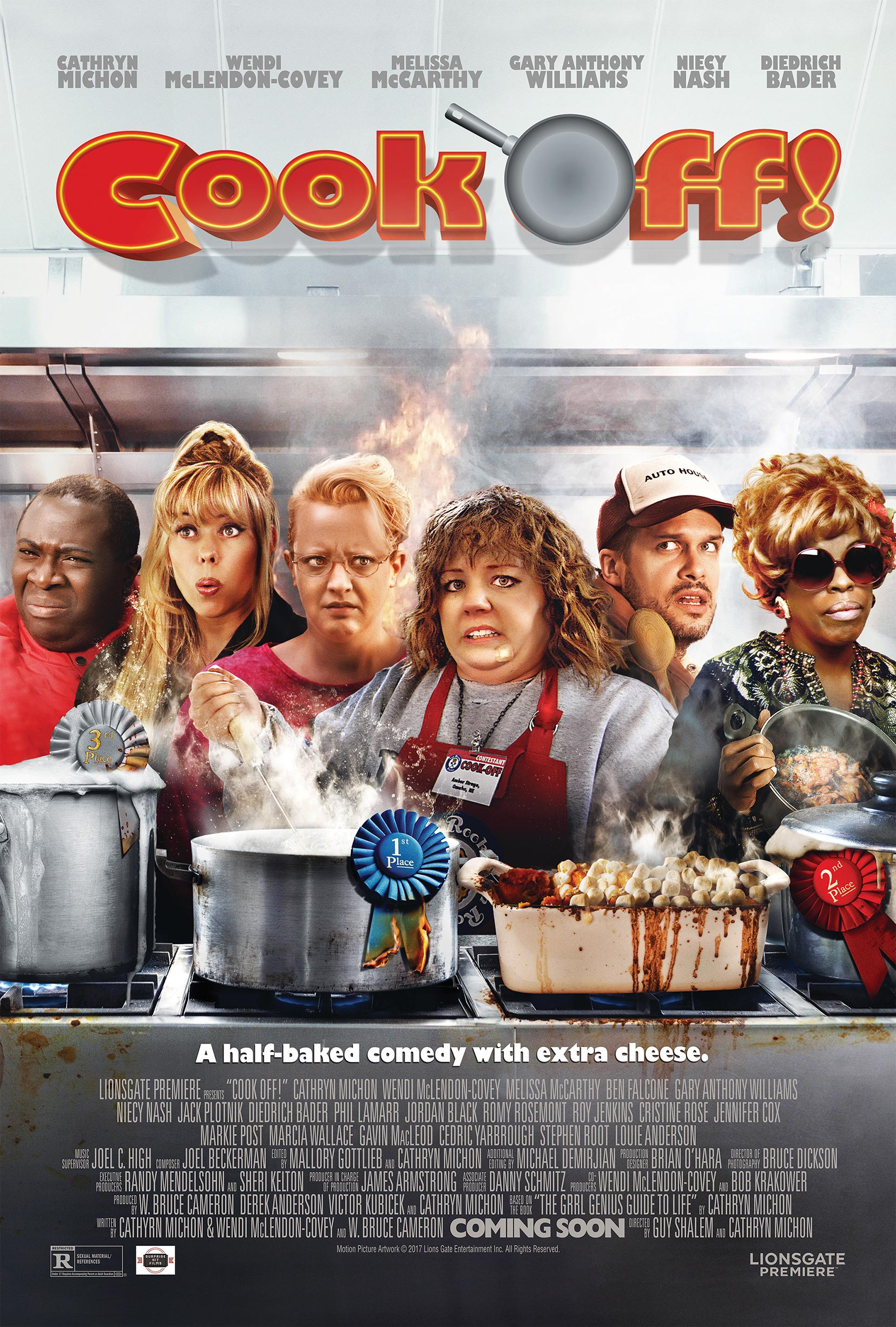 Cook Off! Poster #1