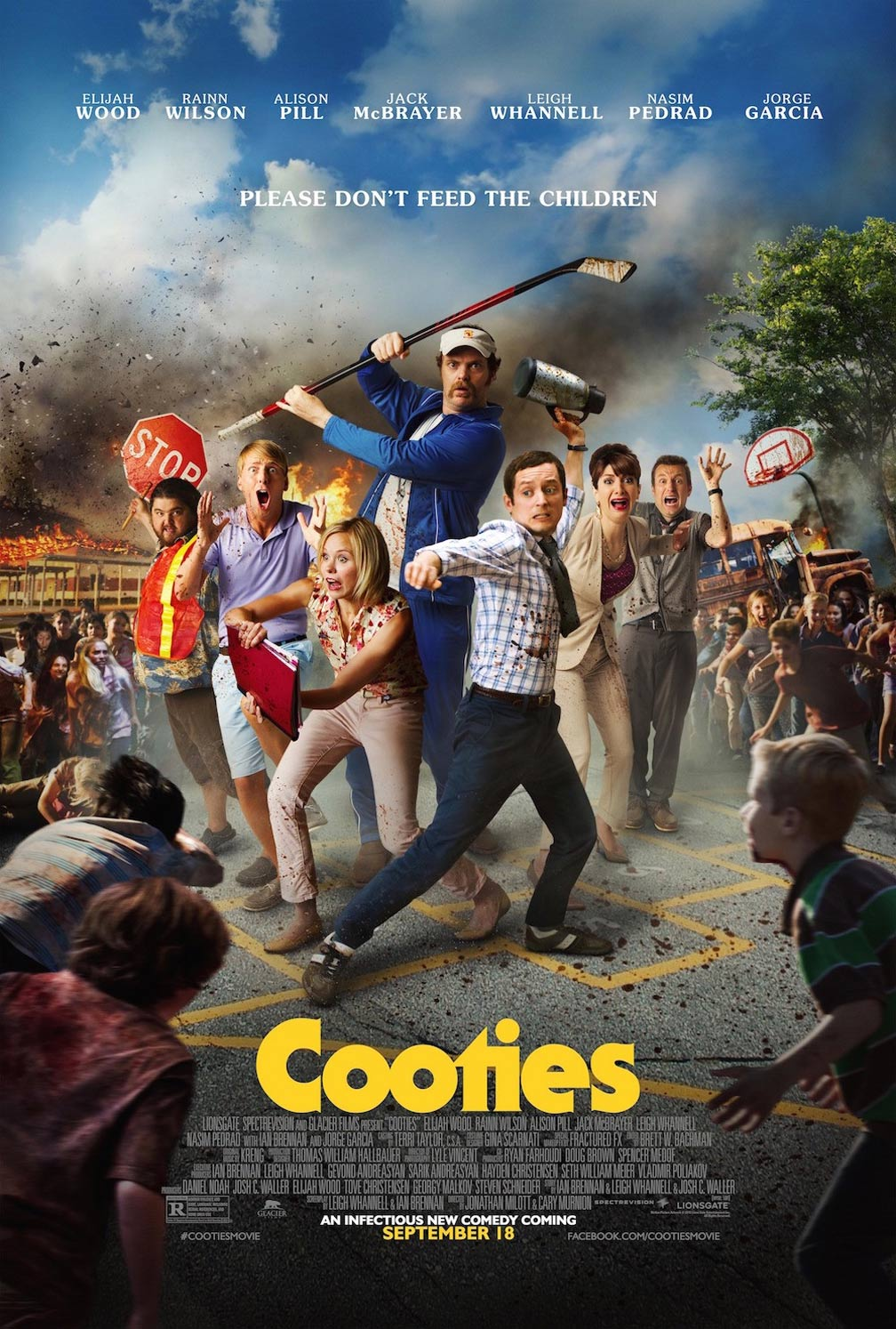 Cooties Poster #3