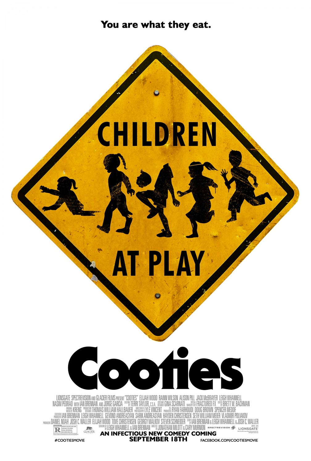 Cooties Poster #1