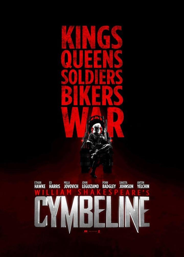 Cymbeline Poster #2