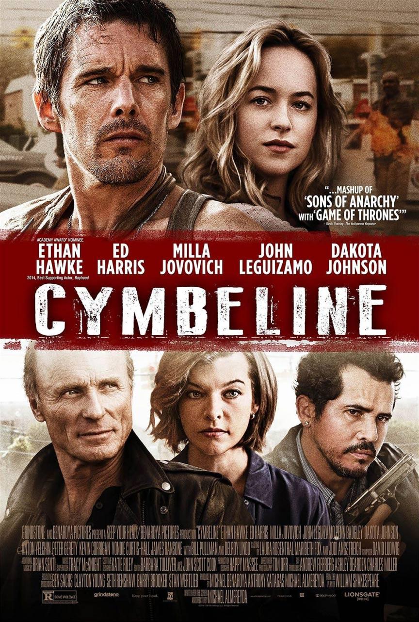 Cymbeline Poster #1