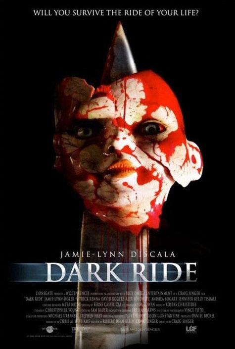 Dark Ride Poster #1