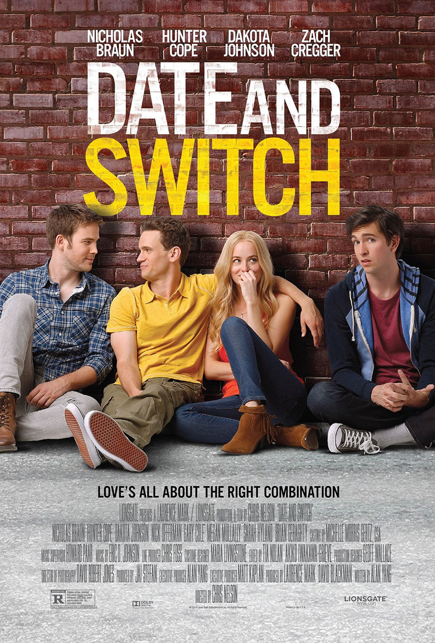 Date and Switch Poster #1
