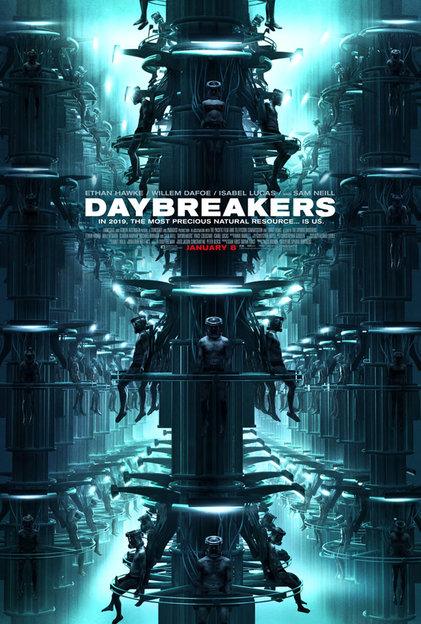 Daybreakers Poster #2