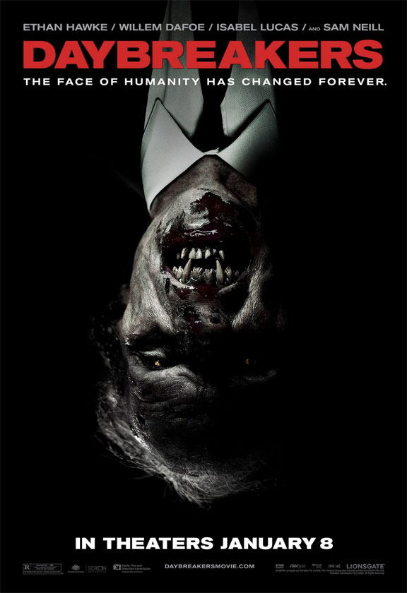 Daybreakers Poster #4