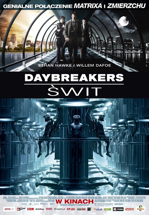 Daybreakers Poster #7