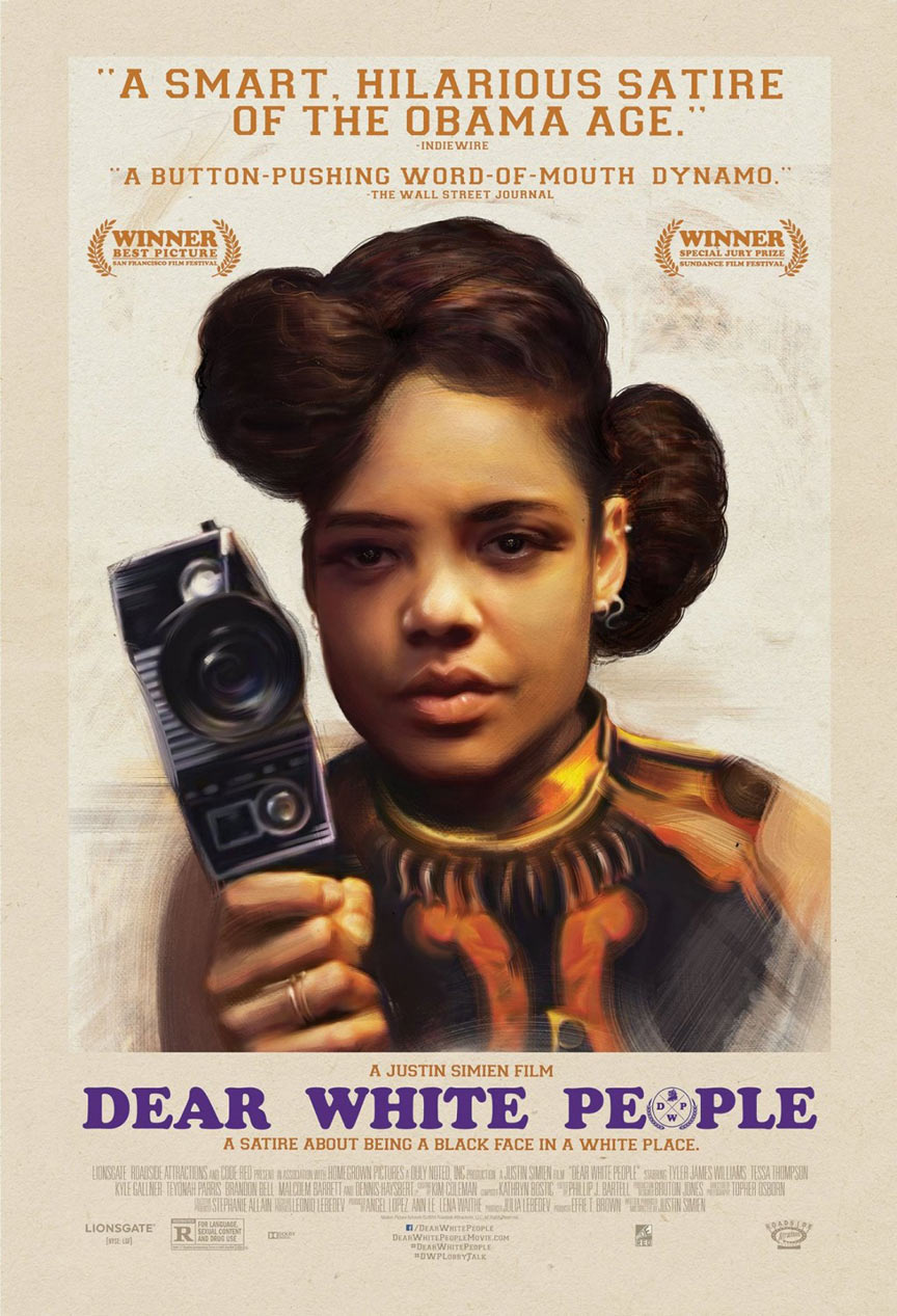 Dear White People Poster #3