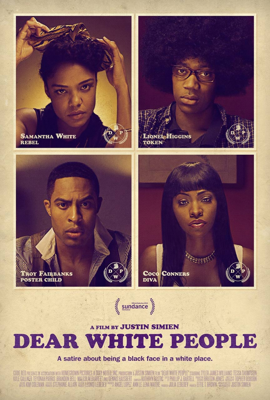 Dear White People Poster #1