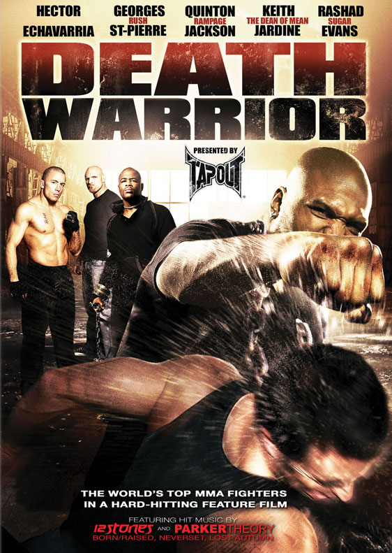 Death Warrior Poster #1