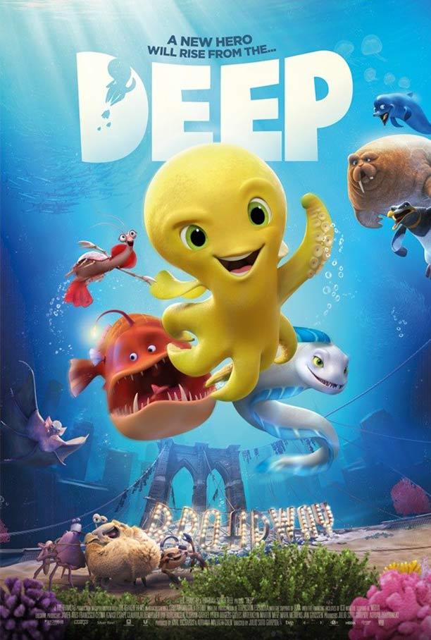 Deep Poster #1