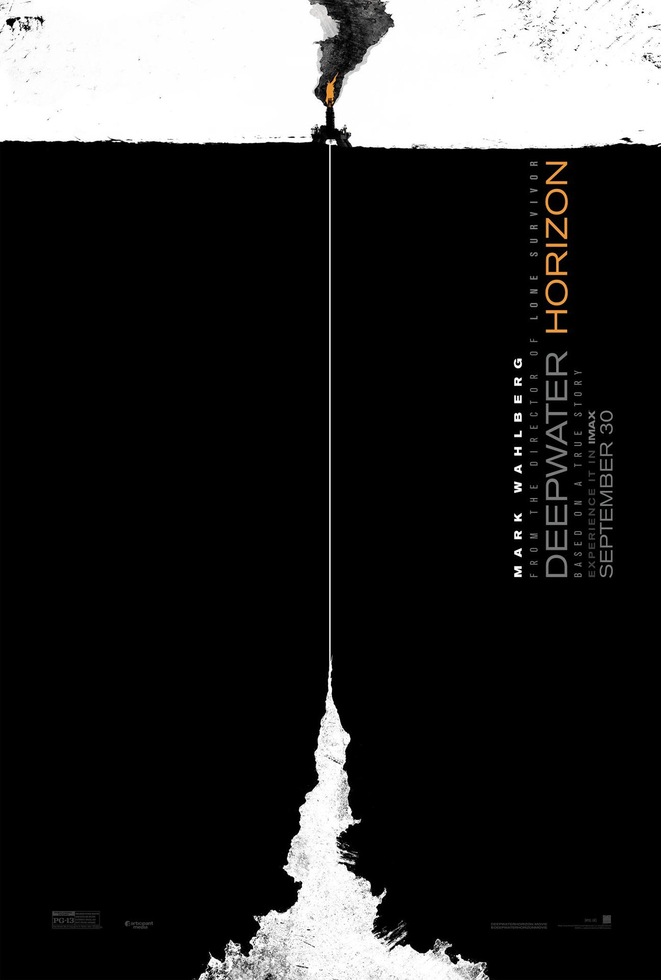 Deepwater Horizon Poster #10