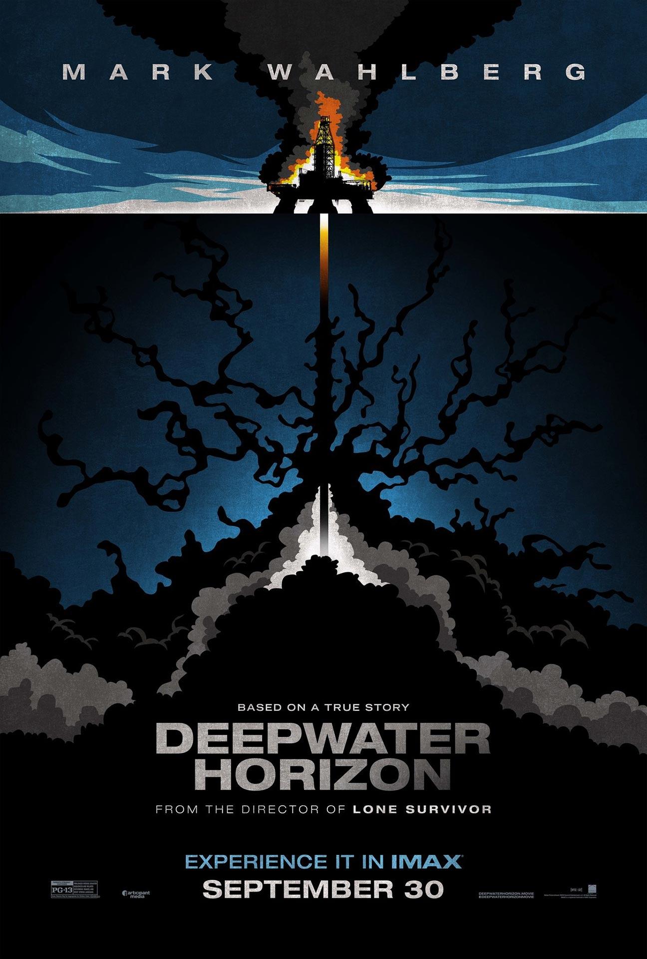 Deepwater Horizon Poster #11