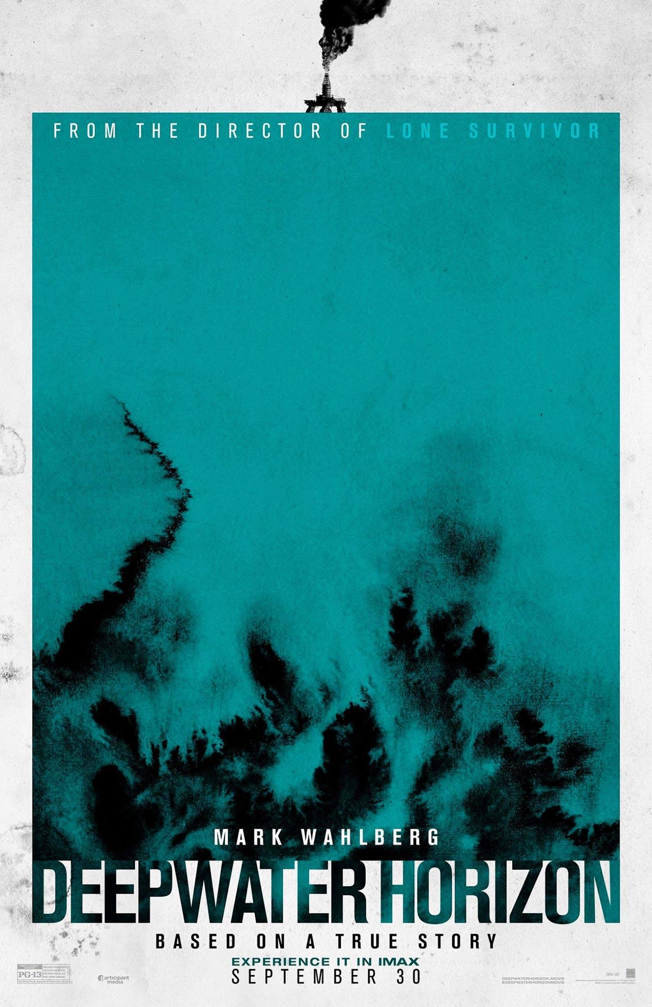 Deepwater Horizon Poster #12