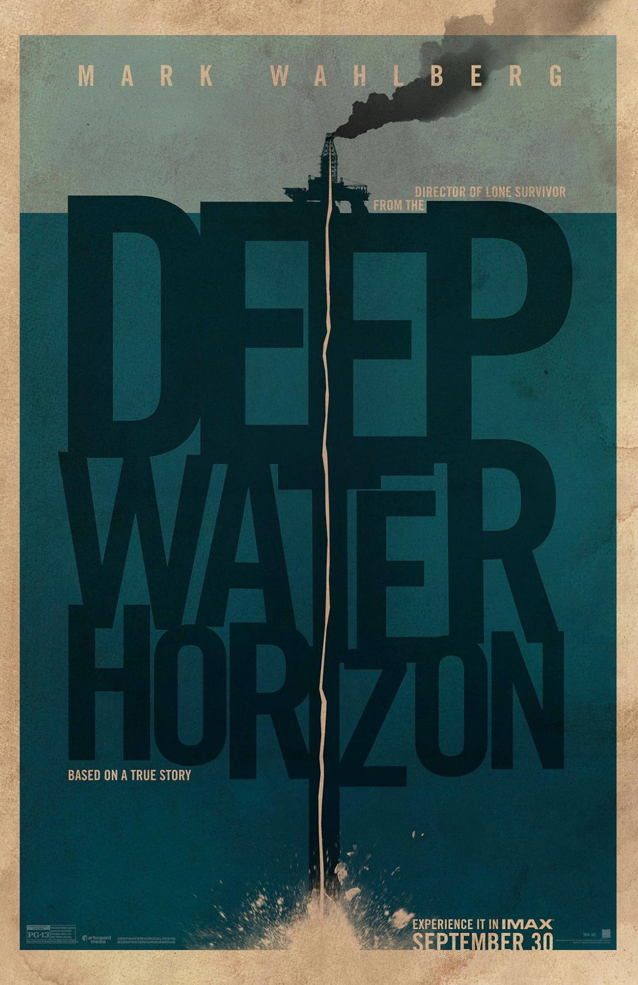 Deepwater Horizon Poster #13