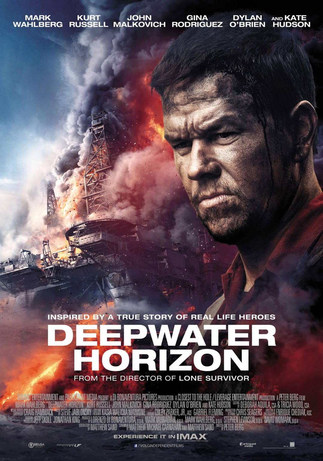 Deepwater Horizon Poster #9