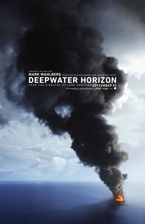 Deepwater Horizon Poster #1