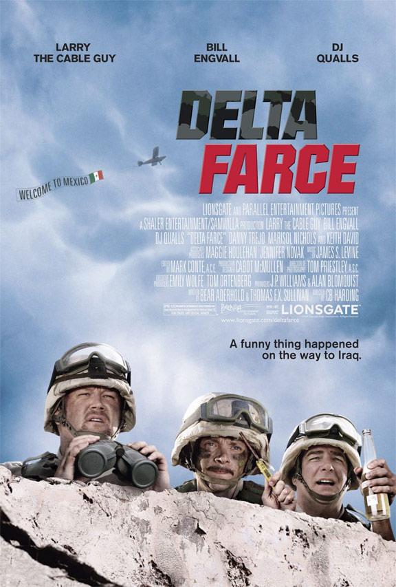 Delta Farce Poster #2