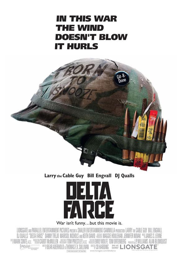 Delta Farce Poster #1