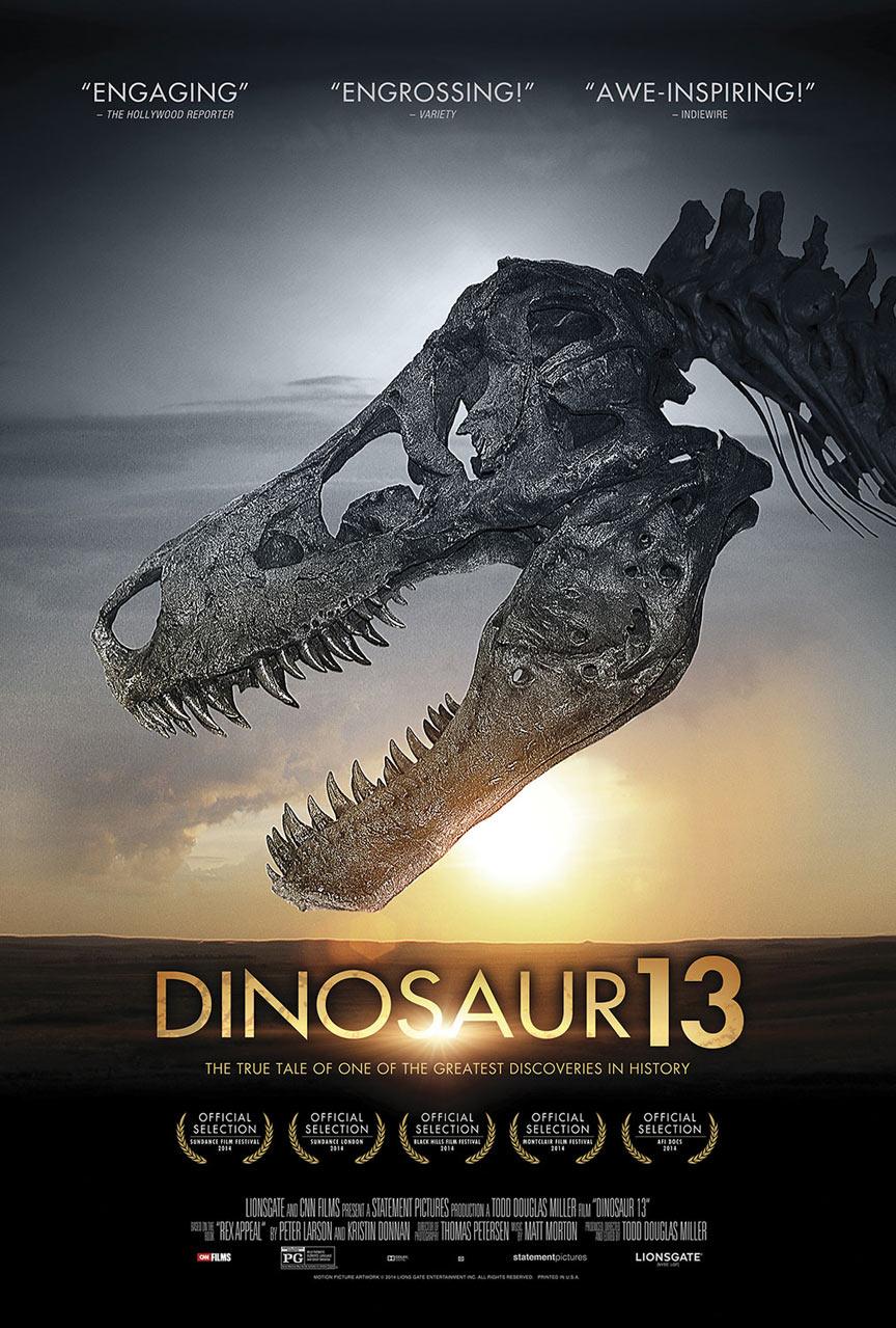 Dinosaur 13 Poster #1