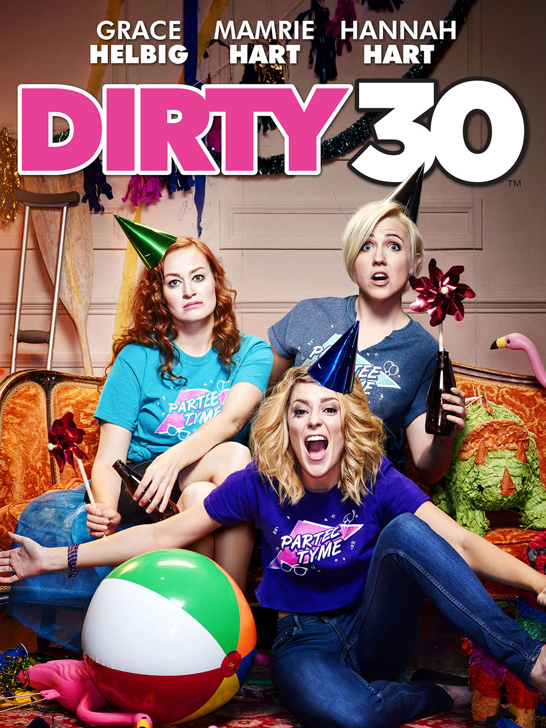 Dirty 30 Poster #1
