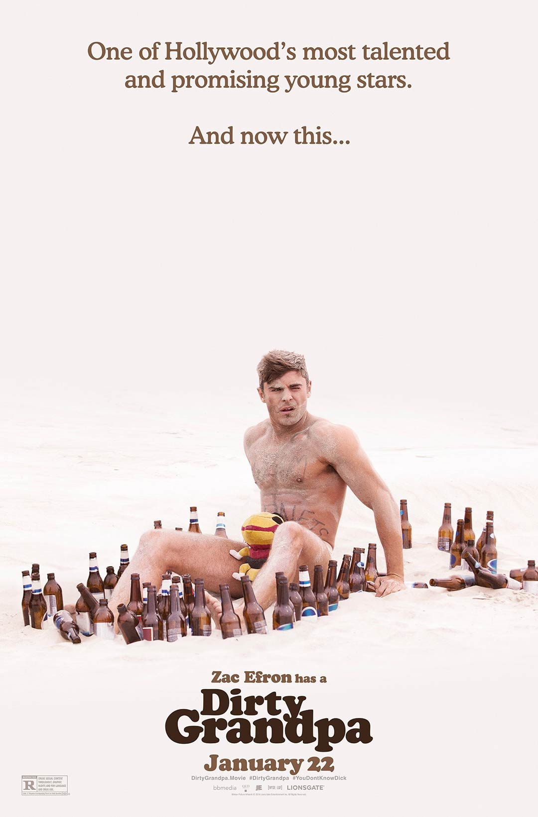 Dirty Grandpa Poster #3