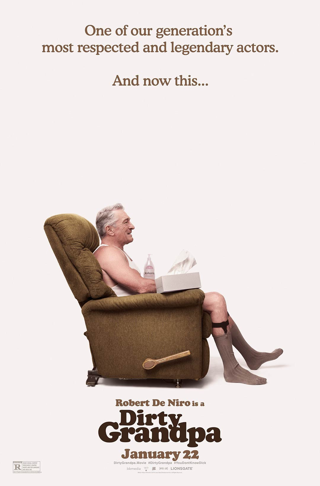 Dirty Grandpa Poster #4