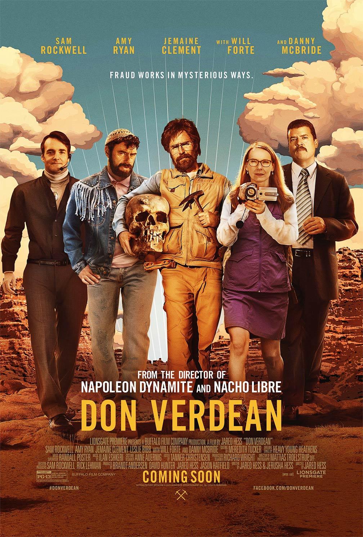 Don Verdean Poster #1