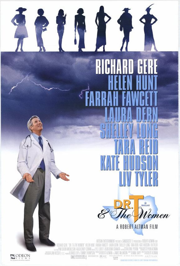Dr T and the Women Poster #1