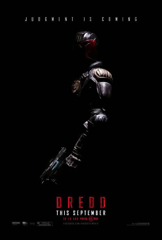 Dredd Poster #1