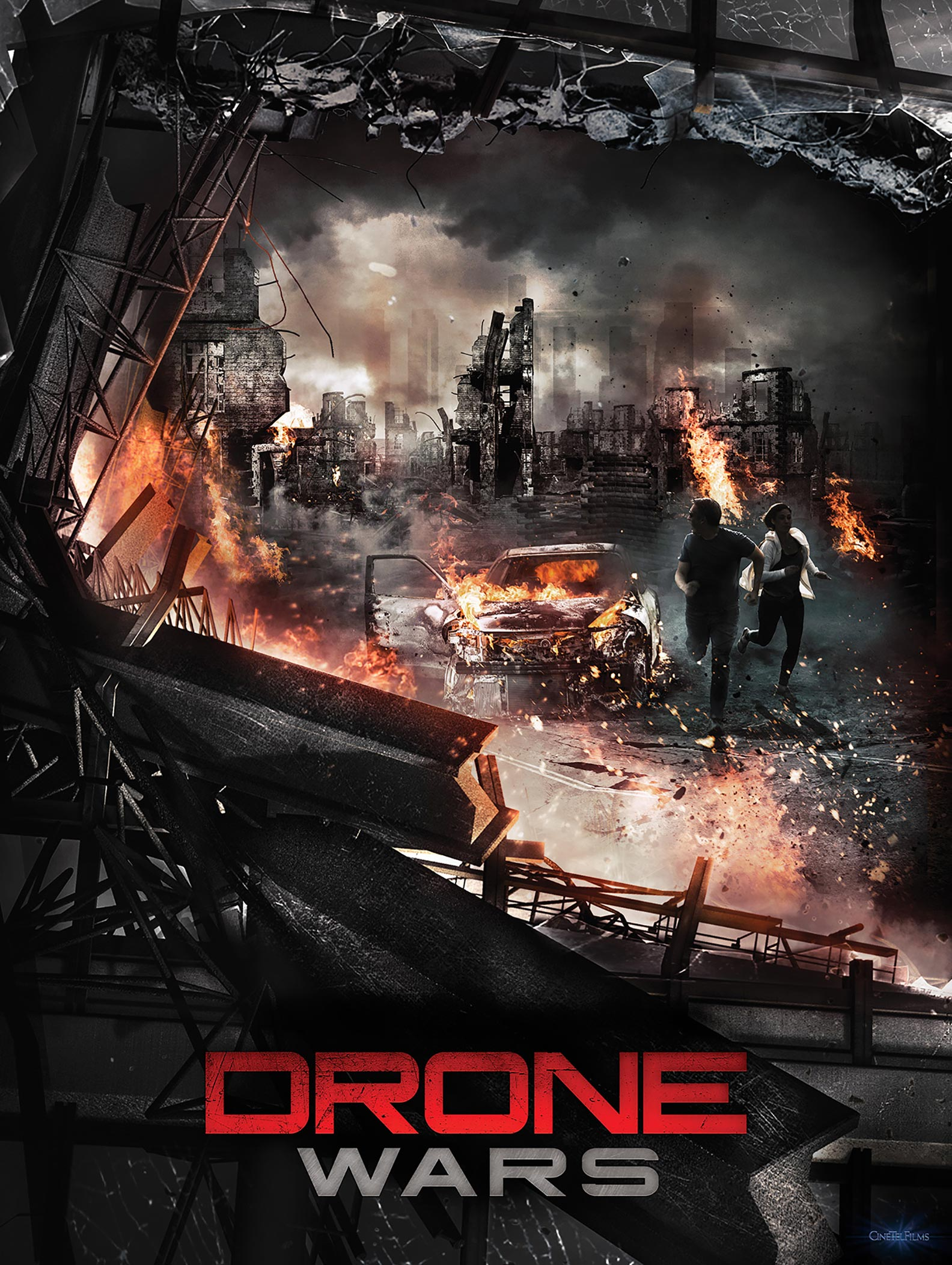 Drone Wars Poster #1