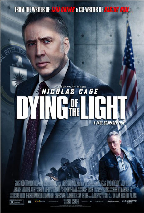 Dying of the Light Poster #1