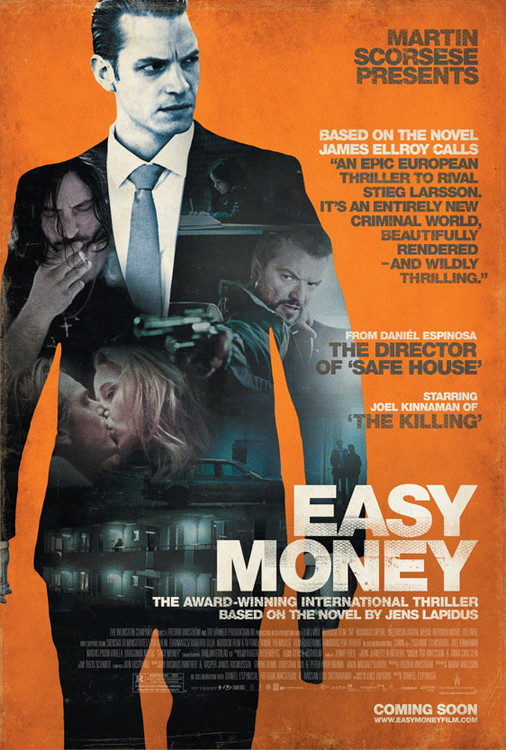 Easy Money (Snabba Cash) Poster #2