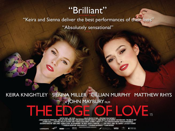 The Edge of Love Poster #2