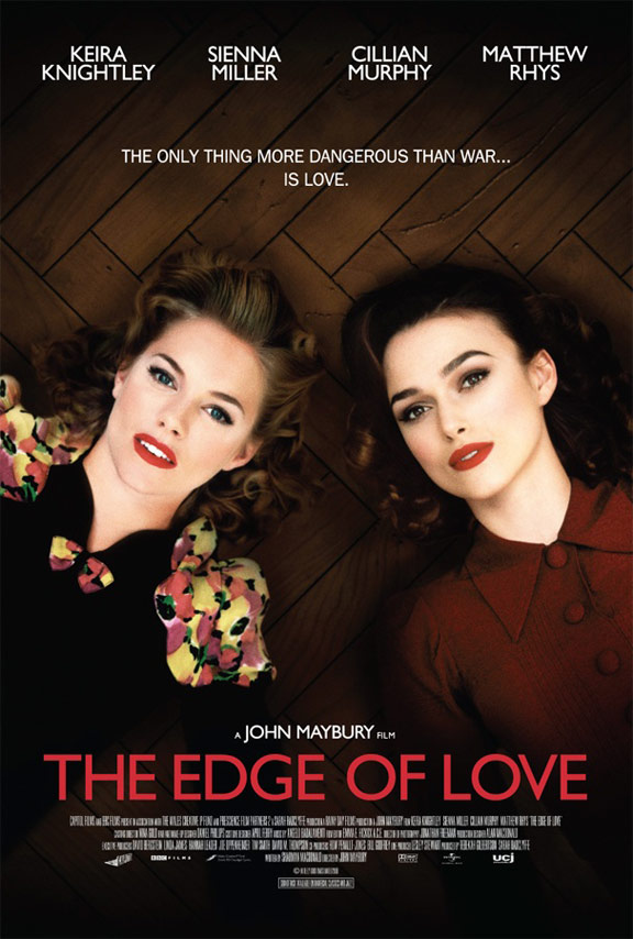 The Edge of Love Poster #3
