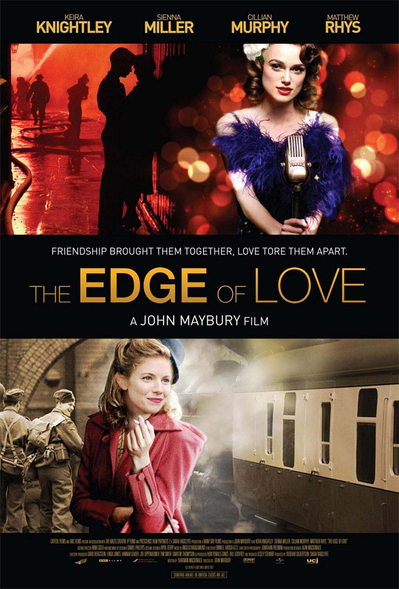 The Edge of Love Poster #5