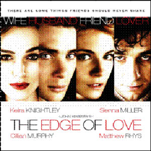 The Edge of Love Poster #1