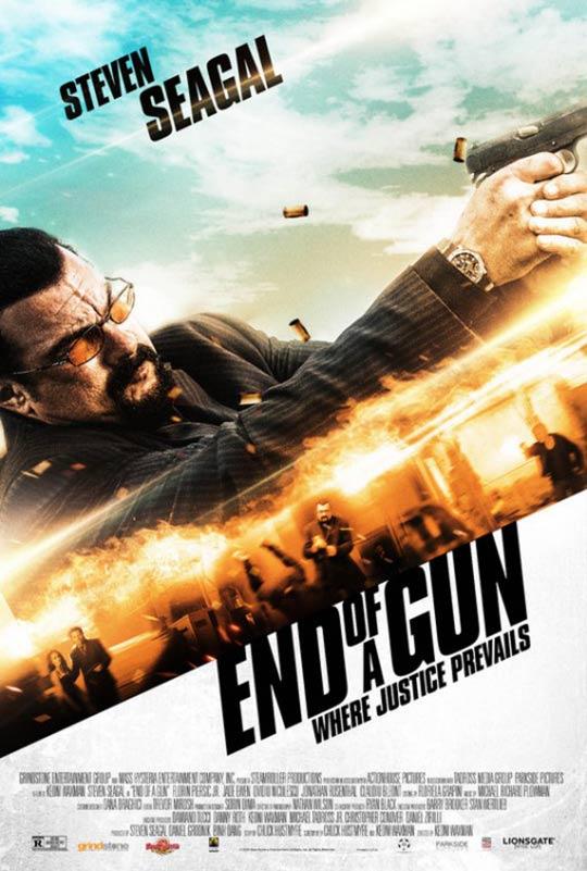 End of a Gun Poster #1