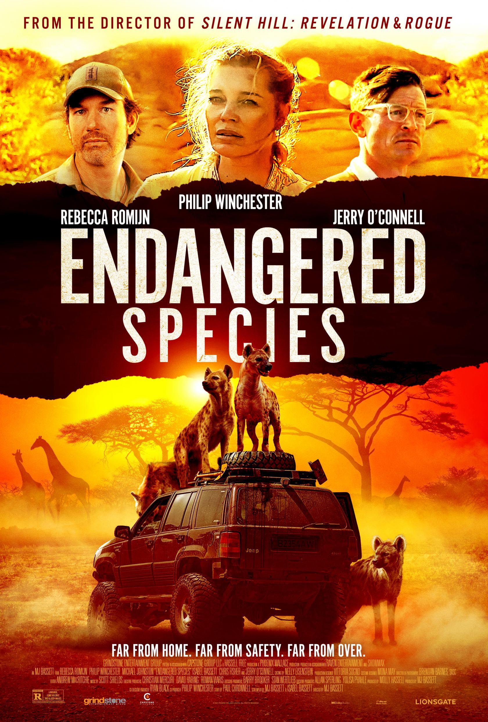 Endangered Species Poster #1