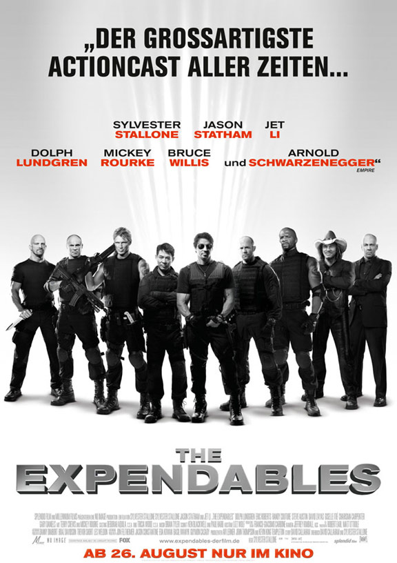 The Expendables Poster #13