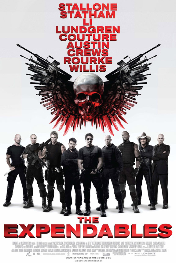 The Expendables Poster #14