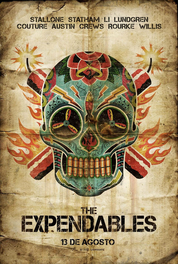 The Expendables Poster #16