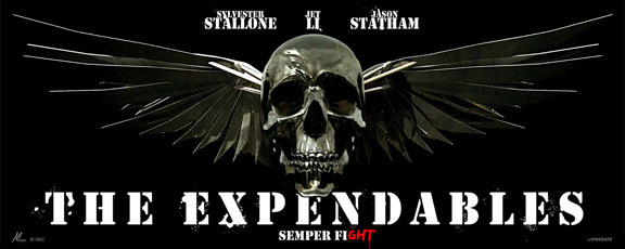 The Expendables Poster #2