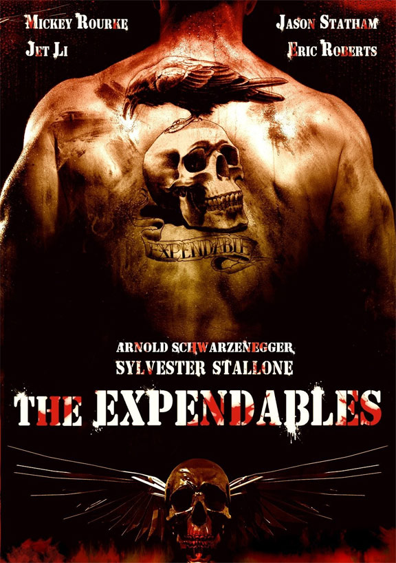 The Expendables Poster #3