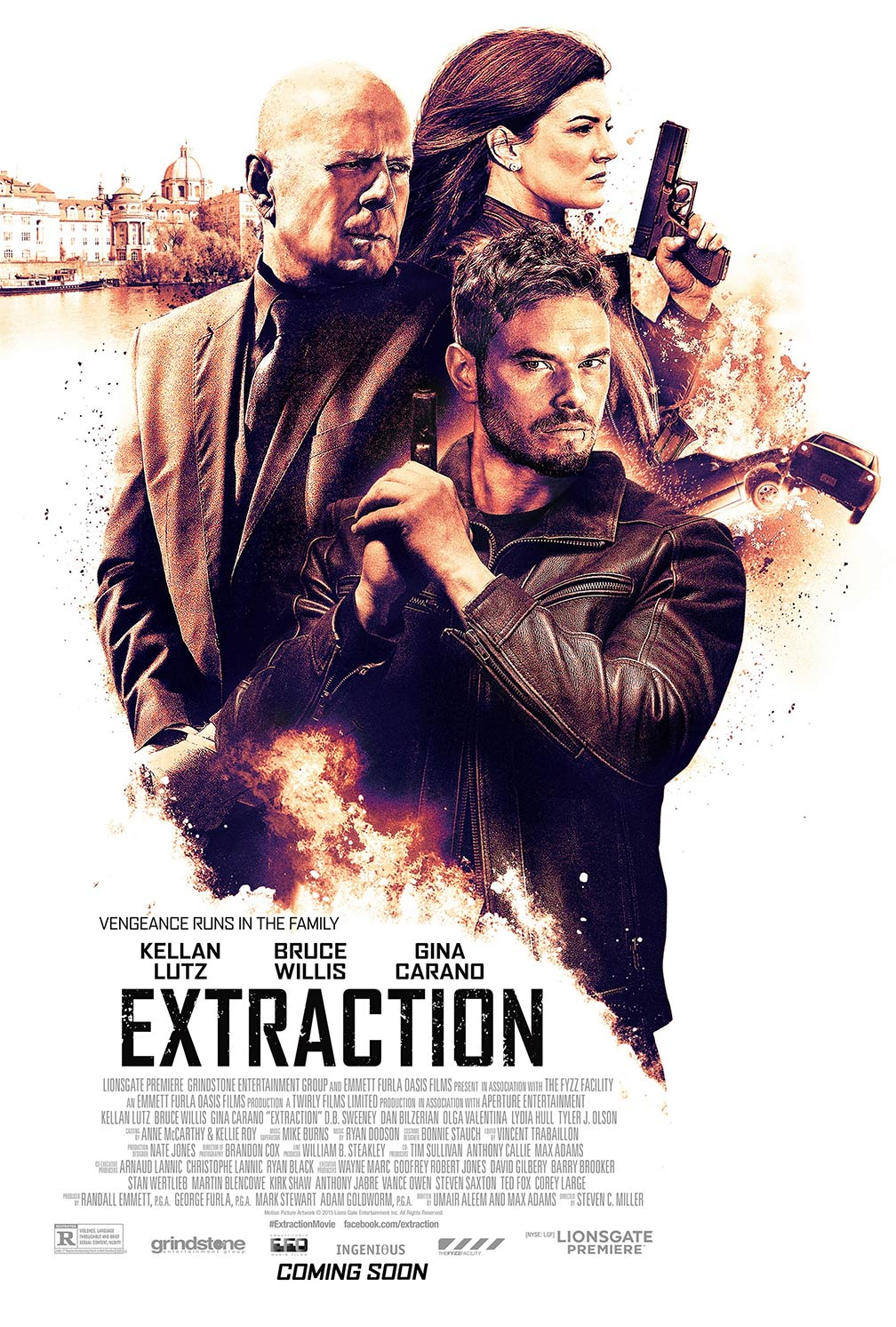 Extraction Poster #1