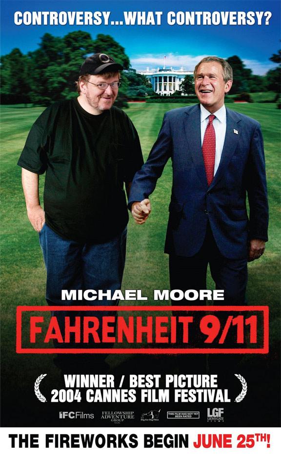 Fahrenheit 9/11 Poster #2