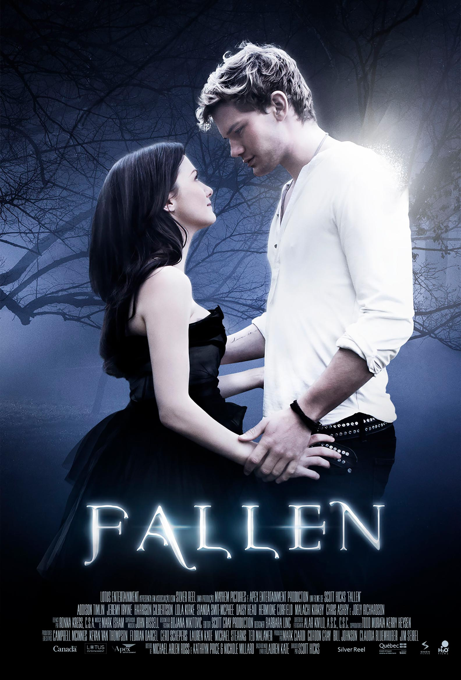 Fallen Poster #1