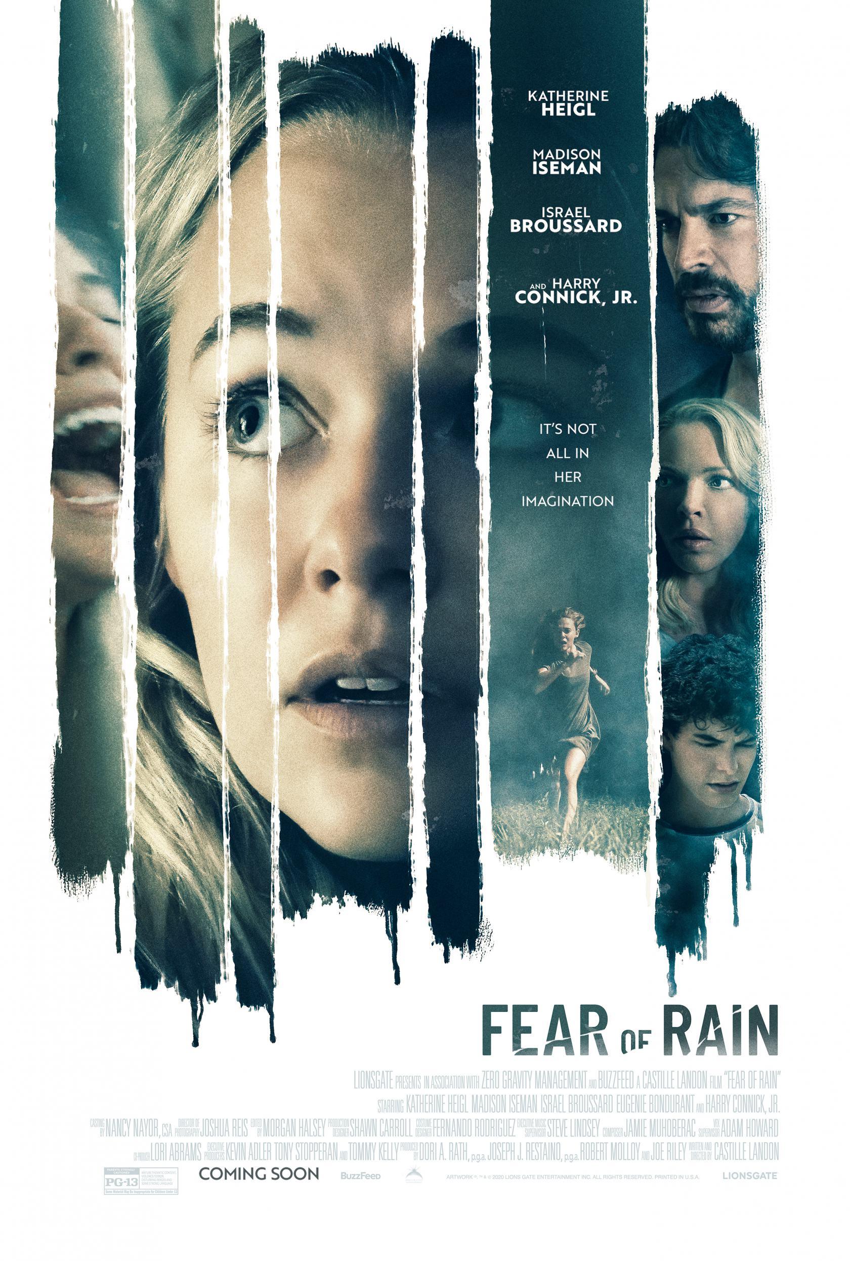 Fear of Rain Poster #1